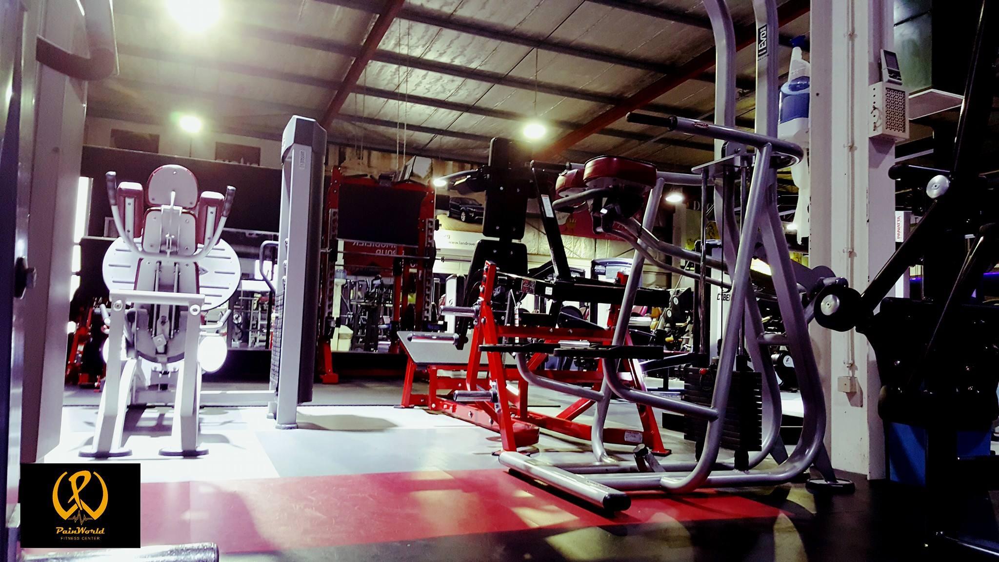 Painworld fitness center luxembourg – No Pain, No Gain