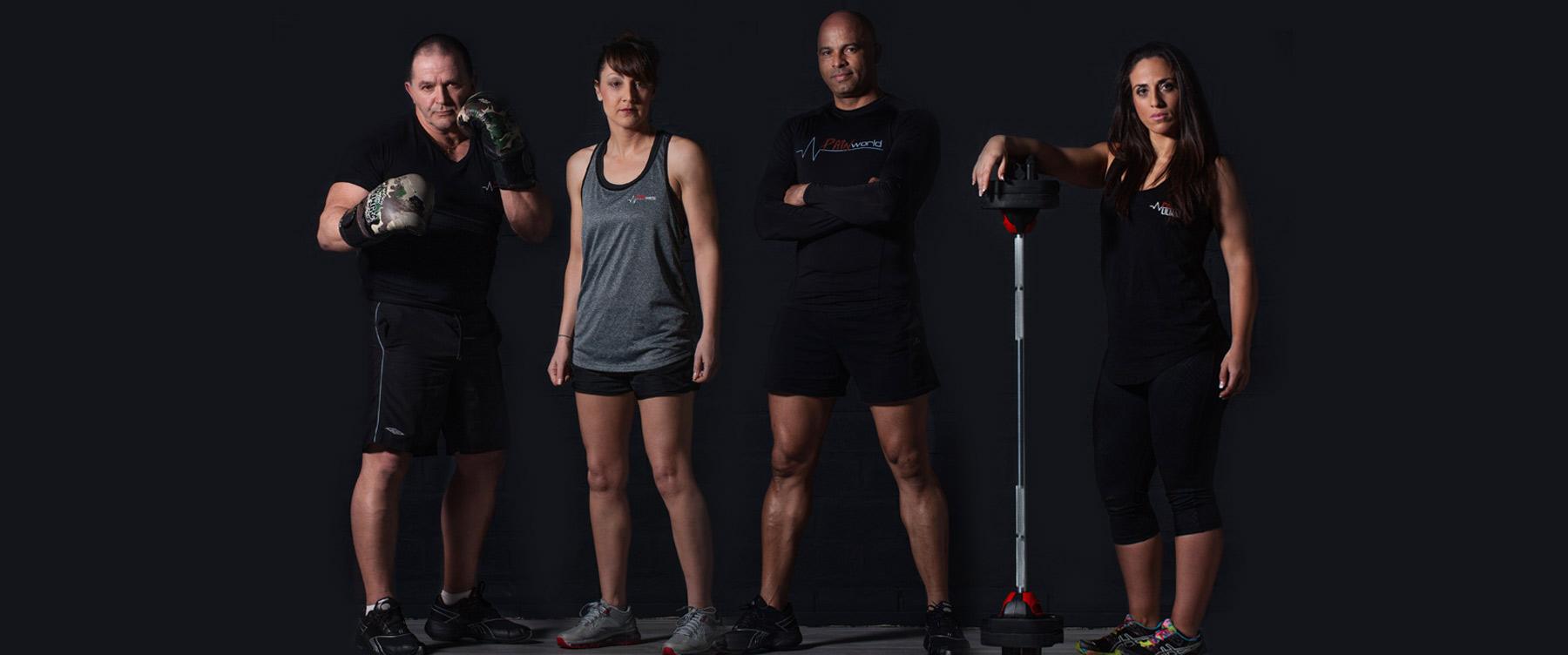 team Painworld Fitness Luxembourg